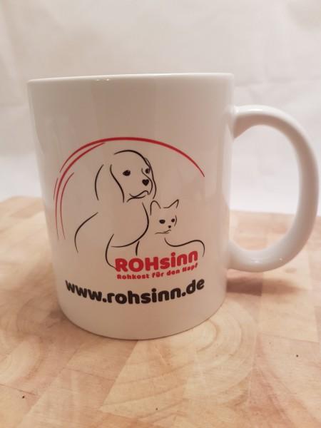 """Tasse """"ROHsinn"""""""