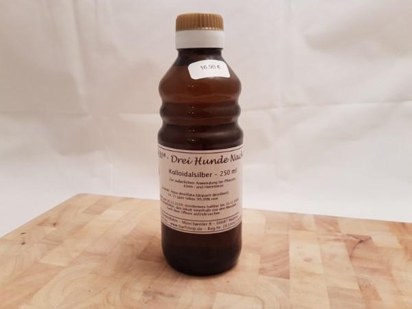 Kolloidalsilberwasser